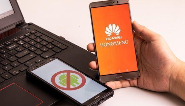 Huawei nop don dang ky ban quyen he dieu hanh HongMeng tai Peru hinh anh 1