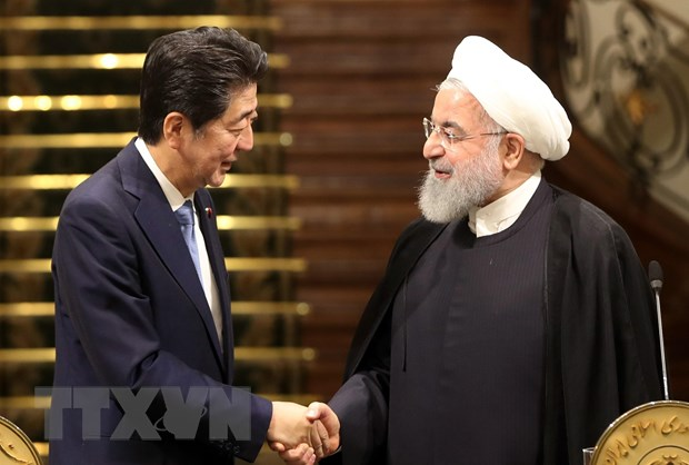 Tong thong Iran Rouhani neu dieu kien dam phan voi My hinh anh 1