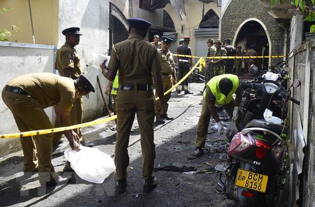 No o Sri Lanka: Nhom nghi pham thu hai bi dan do ve nuoc hinh anh 1