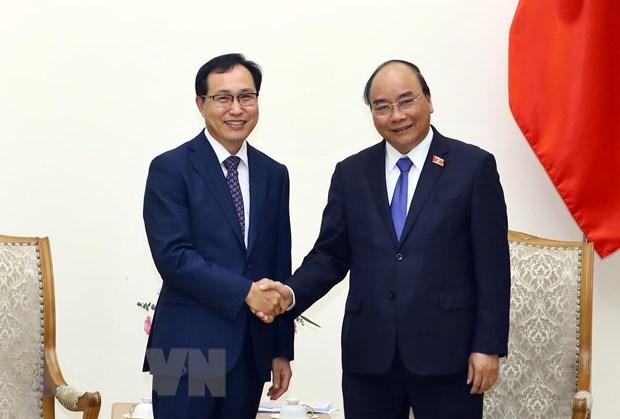 Samsung se xay trung tam R&D lon nhat Dong Nam A o Viet Nam hinh anh 1