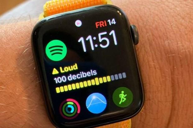 Apple Watch sap co tinh nang giup bao ve thinh giac cua nguoi dung hinh anh 1