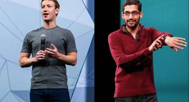 Google, Facebook: Chung toi can khong lo de danh bai Trung Quoc hinh anh 1