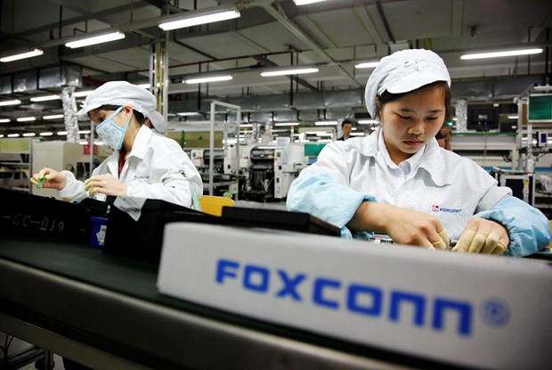 Foxconn phu nhan ke hoach rut day chuyen san xuat khoi Trung Quoc hinh anh 1