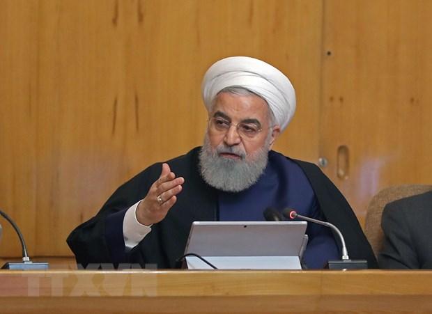 Iran: Chau Au chi con rat it thoi gian de cuu van thoa thuan hat nhan hinh anh 1