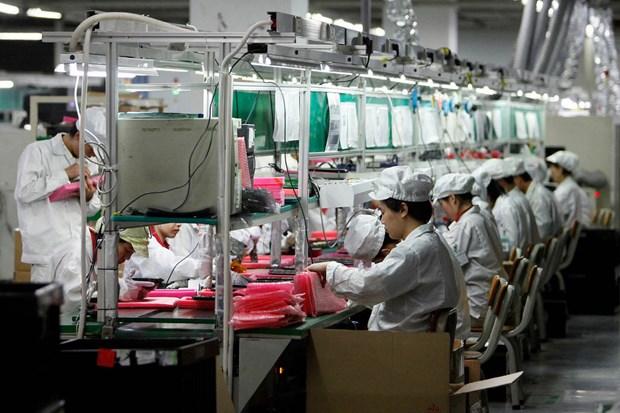 Nikkei: Apple muon rut 15-30% day chuyen san xuat khoi Trung Quoc hinh anh 1