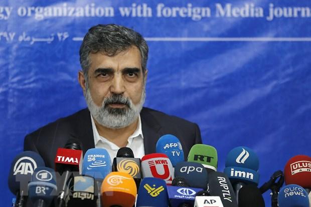 Iran khang dinh khoi dong tien trinh lam giau urani cap do cao hon hinh anh 1