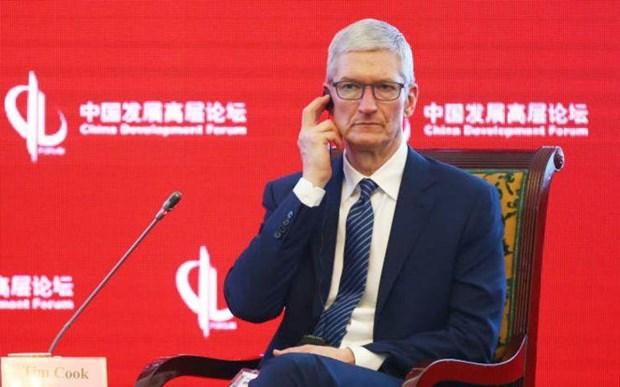 Tim Cook: Thue quan anh huong den dong gop cua Apple voi kinh te My hinh anh 1