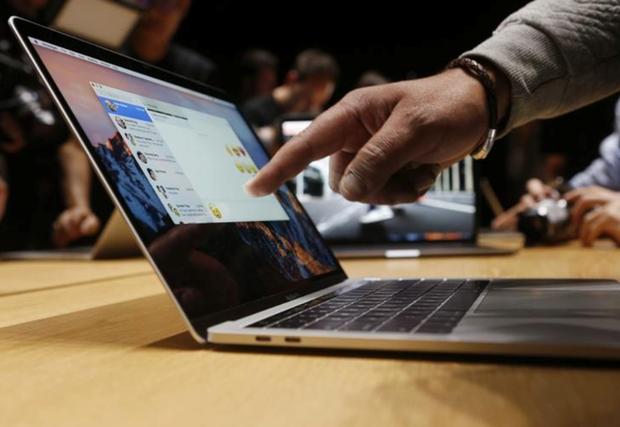 Apple thu hoi mot so mau may MacBook Pro do loi pin qua nhiet hinh anh 1