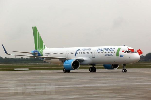 Bo Giao thong thong nhat cho Bamboo Airways tang them 30 may bay hinh anh 1