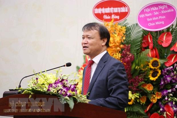 Thu truong Bo Cong Thuong lam Chu tich Hoi huu nghi Viet Nam-Sec hinh anh 1