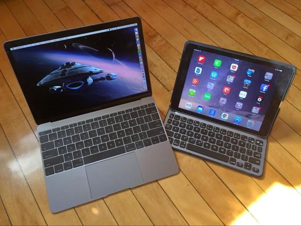 Apple co the dua OLED vao may tinh xach tay va may tinh bang hinh anh 1