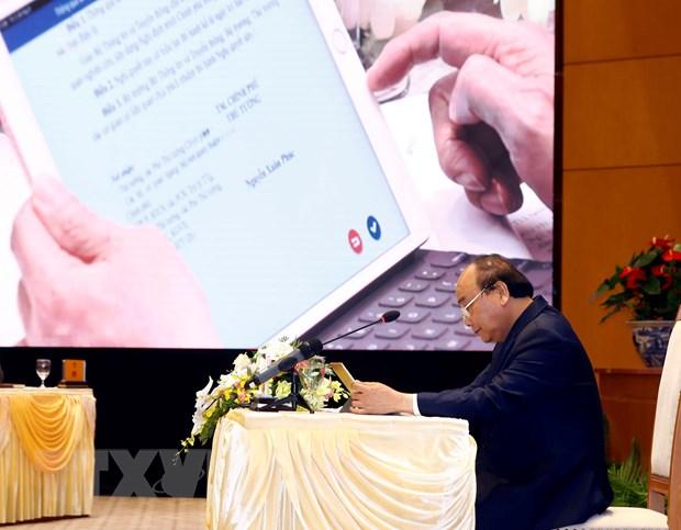 iPad cua Thu tuong, bo truong khi dung e-Cabinet duoc bao mat ra sao? hinh anh 1