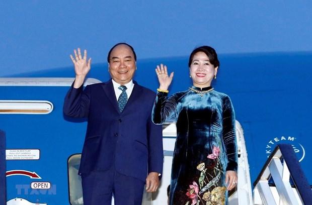 Thu tuong len duong tham du Hoi nghi Thuong dinh G20 va tham Nhat Ban hinh anh 1