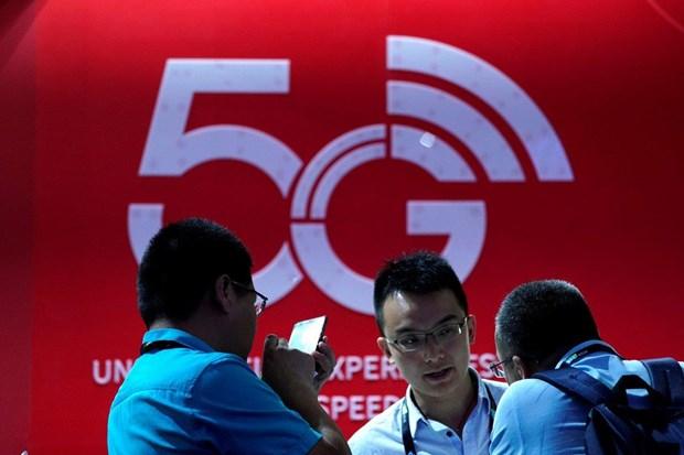 Lenh cam van voi Huawei dang khien chau Au cham tre trien khai 5G hinh anh 1