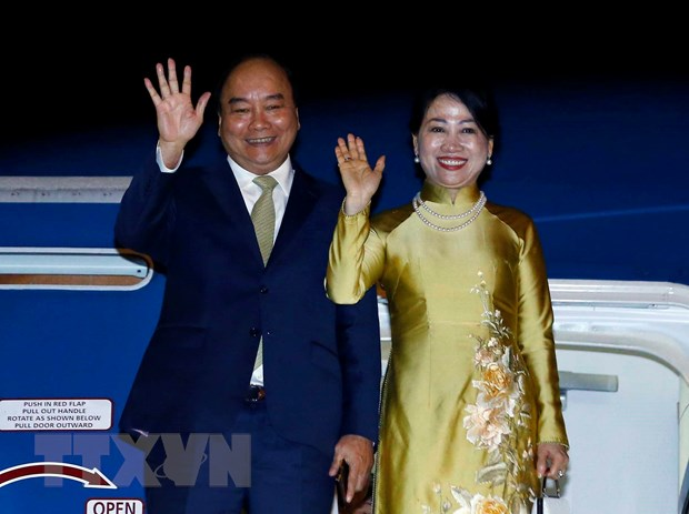 Thu tuong ket thuc tham du Hoi nghi thuong dinh G20, tham Nhat Ban hinh anh 1