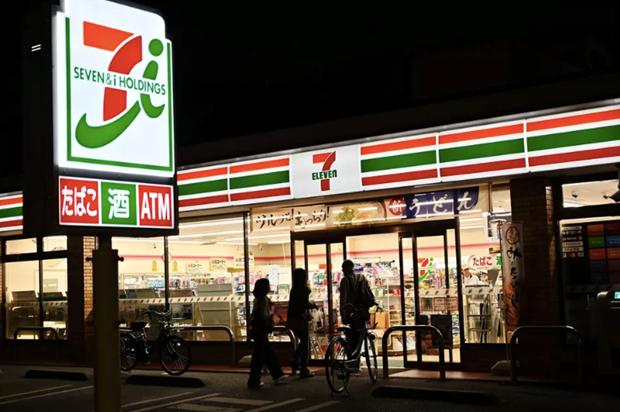 Ung dung thanh toan di dong cua 7-Eleven Nhat Ban bi tin tac tan cong hinh anh 1