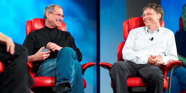 Bill Gates: Steve Jobs da dung