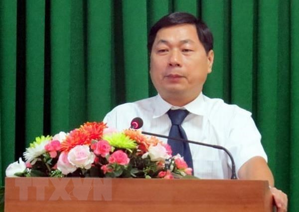 Bau bo sung Pho Chu tich Uy ban Nhan dan tinh Soc Trang hinh anh 1