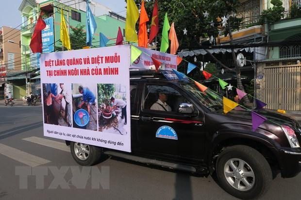 TP Ho Chi Minh: So ca mac sot xuat huyet tang nhanh, 5 nguoi tu vong hinh anh 1