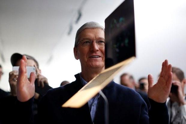 Apple ngung san xuat mau may tinh MacBook sieu mong hinh anh 1