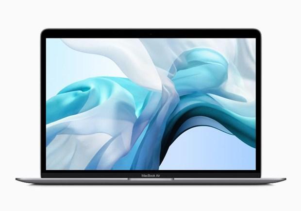 Apple ha gia va them tinh nang moi cho MacBook Air, MacBook Pro hinh anh 1