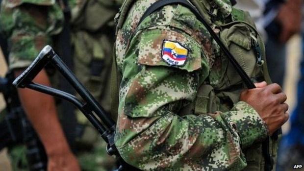 FARC de nghi EU giam sat thuc thi thoa thuan hoa binh tai Colombia hinh anh 1