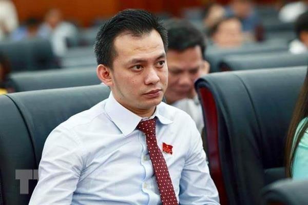 Thong nhat de ong Nguyen Ba Canh thoi lam dai bieu HDND Da Nang hinh anh 1
