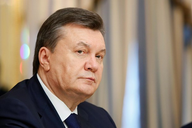 Cuu Tong thong Ukraine Yanukovich gianh thang loi phap ly truoc EU hinh anh 1