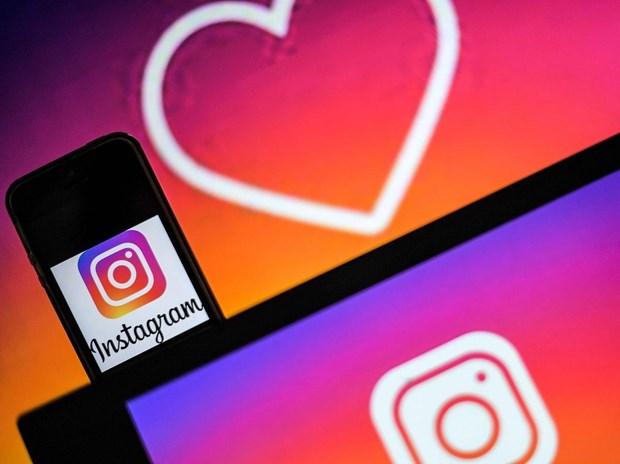 Instagram thu nghiem an