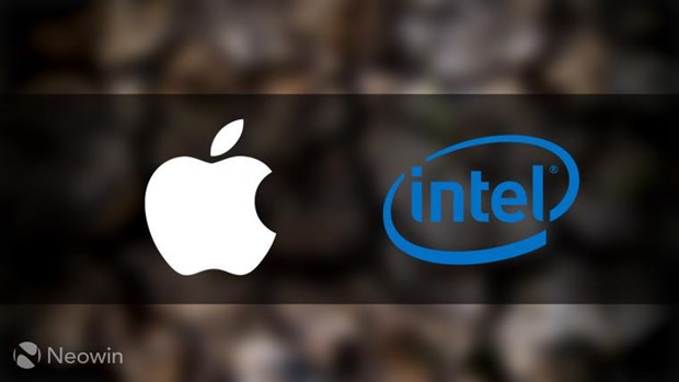 Bao My: Apple dang dam phan mua mang kinh doanh chip modem cua Intel hinh anh 1