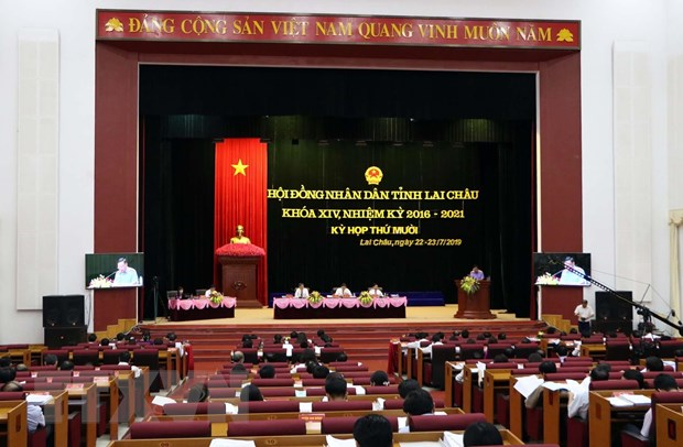 Hop HDND tinh Lai Chau: Nong tinh trang khai thac khoang san trai phep hinh anh 1