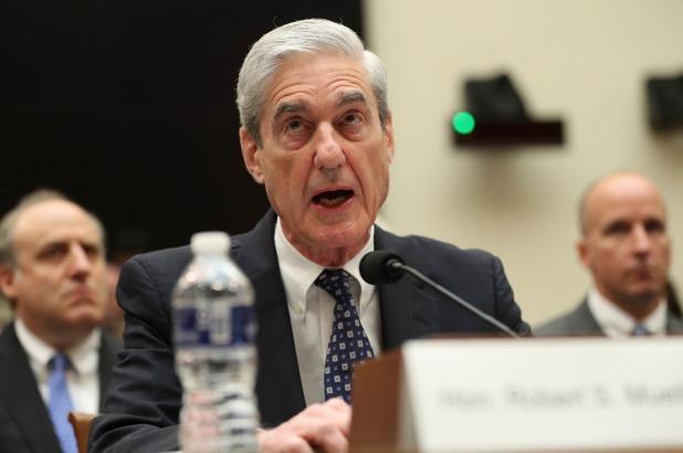 Cuu Cong to vien dac biet Mueller: Khong the buoc toi Tong thong Trump hinh anh 1