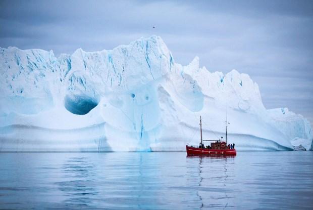 Canh bao nguy co doi voi dai bang lon thu 2 the gioi Greenland hinh anh 1