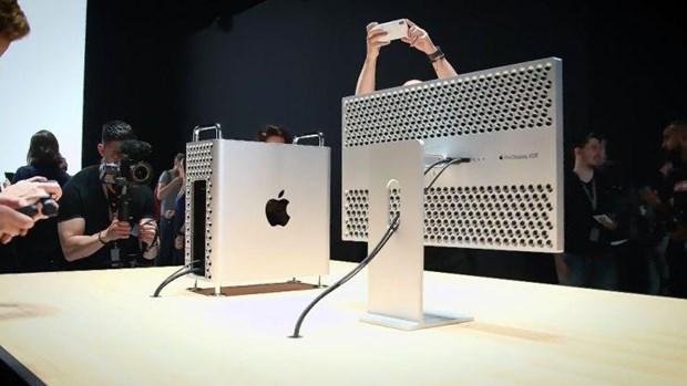 CEO Apple: 'Chung toi muon tiep tuc san xuat Mac Pro o My' hinh anh 1