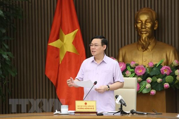 Pho Thu tuong Vuong Dinh Hue: Som ket luan lien quan den vu Asanzo hinh anh 1