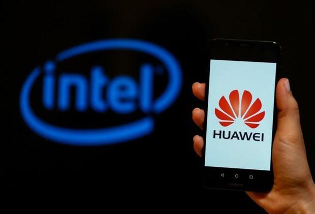 Intel nop don xin giay phep ban san pham cho Huawei hinh anh 1