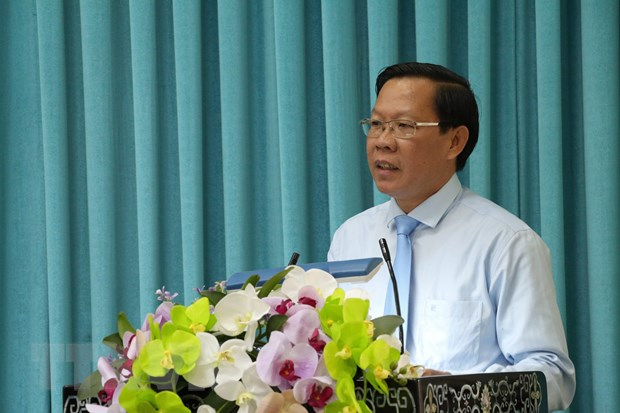 Ong Phan Van Mai duoc chuan y lam Bi thu Tinh uy Ben Tre hinh anh 1