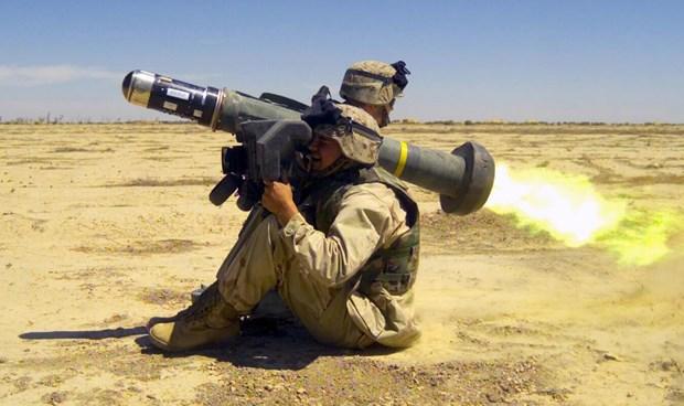 Ukraine muon mua them he thong ten lua Javelin cua My hinh anh 1