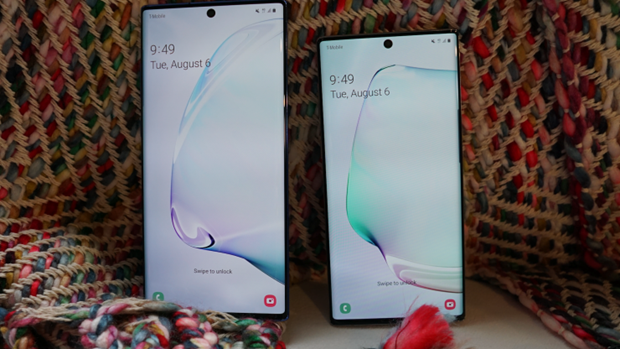 Galaxy Note 10 5G: Samsung tiep tuc noi rong khoang cach voi Huawei hinh anh 1