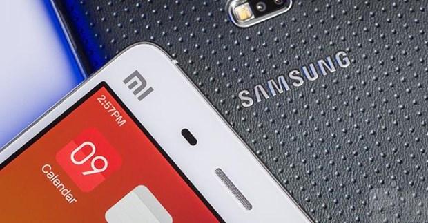 Xiaomi su dung cam bien camera cua Samsung trong dien thoai thong minh hinh anh 1