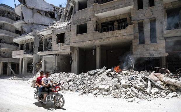 Lien hop quoc: Hon 100.000 nguoi bi giam giu va mat tich tai Syria hinh anh 1