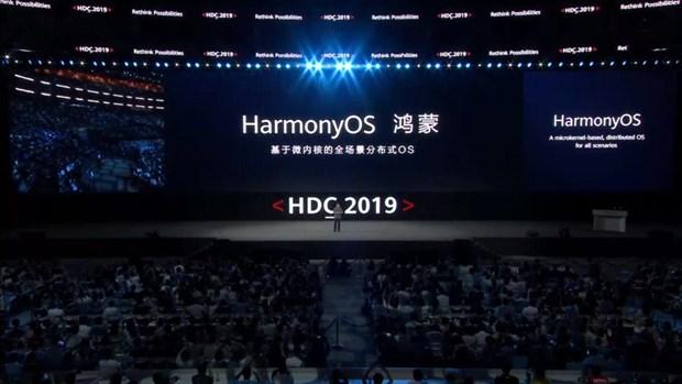 Huawei se chia tay Android sau khi ra he dieu hanh Harmony moi? hinh anh 1