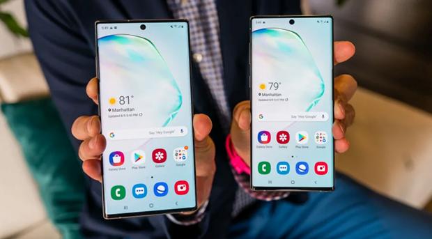 Vi sao Samsung loai bo giac cam tai nghe 3,5mm tren Galaxy Note 10? hinh anh 1