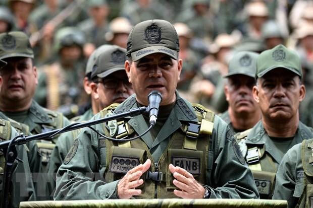 Quan doi Venezuela bac kha nang xay ra dao chinh hay thay chinh phu hinh anh 1