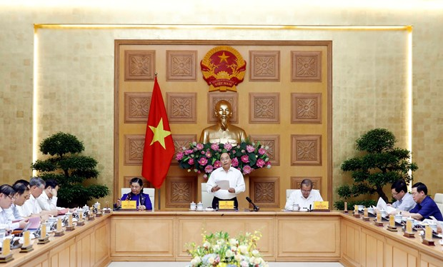 Thu tuong: Chien luoc KT-XH phai the hien khat vong vuon len manh me hinh anh 1