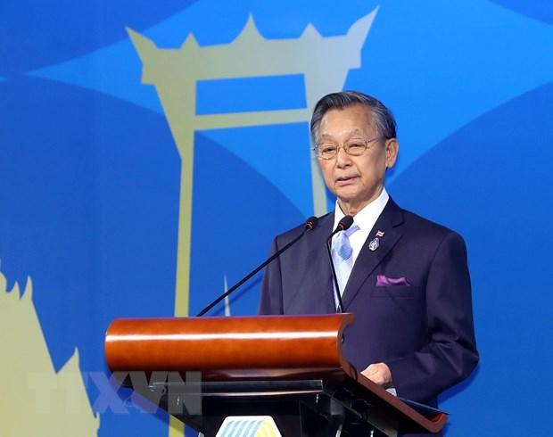 Khai mac trong the Dai Hoi dong Lien nghi vien ASEAN lan thu 40 hinh anh 2