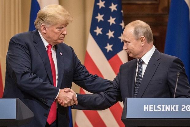 Tong thong Trump se moi ong Putin du thuong dinh G7 vao nam sau hinh anh 1