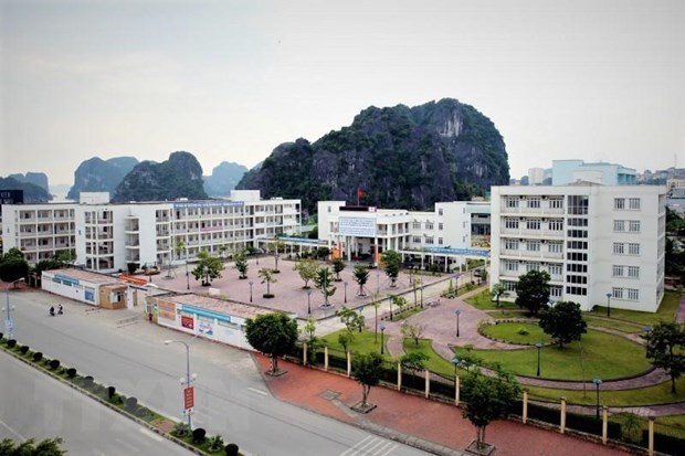Quang Ninh: Nu sinh bi ke la mat tan cong tai khu ve sinh cua truong hinh anh 1