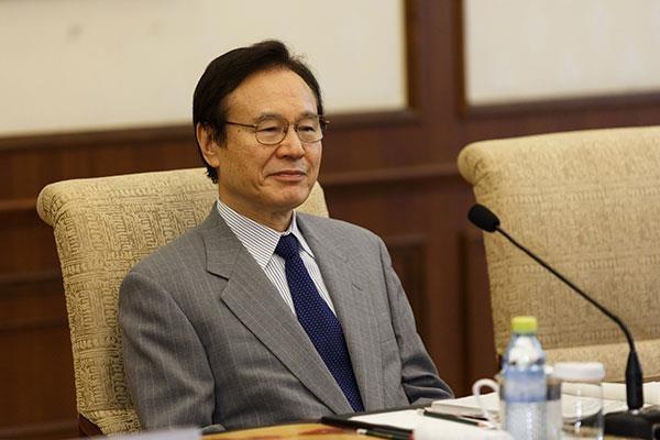 Chinh phu Nhat Ban chuan bi thay the co van an ninh quoc gia hinh anh 1
