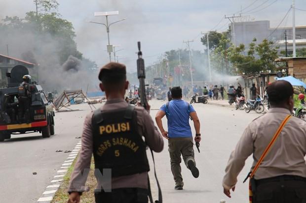 Indonesia dieu tra vu phat tan tin gia kich dong bao luc tai Papua hinh anh 1